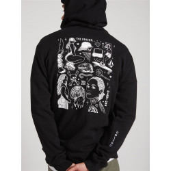SWEAT Homme CAPUCHE MIKE GIANT Volcom