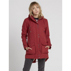 Parka Femme WALK ON BY 5K Volcom