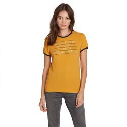 T Shirt Femme KEEP GOIN RINGER Volcom