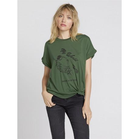 T Shirt Femme BREAKNOT Volcom