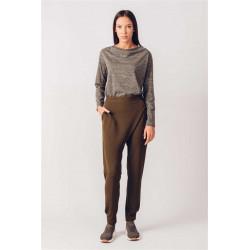 Pantalon Femme ABIA Skunkfunk