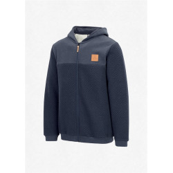 Sweat Homme COME ZIP Picture