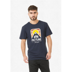 T Shirt Homme LANFON Picture