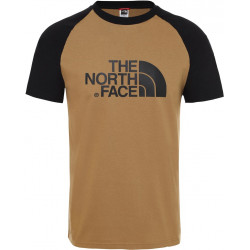 T Shirt Homme RAGLAN EASY The North Face