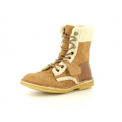 Chaussures Bottines Femme KICK UP Kickers