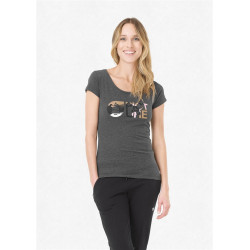 T Shirt Femme FALL Picture