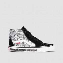 Chaussures X BAKER SK8-HI PRO Vans