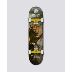 Skateboard Complet NAT GEO NYJAH LION 7.75 Element