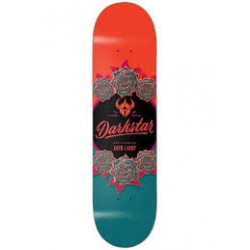 "Plateau Skateboard In Bloom Teal 8"" Darkstar"