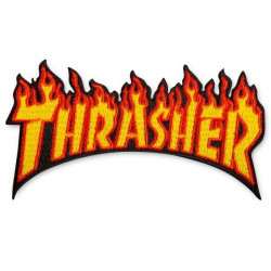 Patch Flamme Thrasher