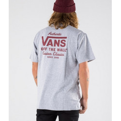 T Shirt Homme Holder St Classic Athletic VANS