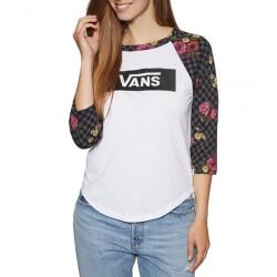 T Shirt Femme Botanical Tangle VANS