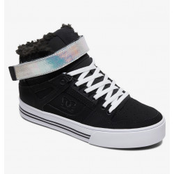 Chaussures Femme Hiver PURE HIGH-TOP DC