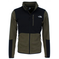 POLAIRE ZIPPÉE GLACIER PRO Homme The North Face