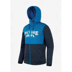 Sweat Homme Ziippé BAXTER Picture