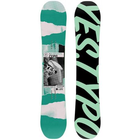 Snowboard TYPO 158 Yes