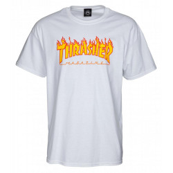 T-Shirt LOGO FLAMME Thrasher