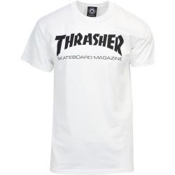 T Shirt THRASHER SKATE MAGAZINE Thrasher
