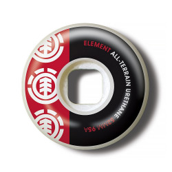 Roues Skateboard Section 52mm/95a ELEMENT