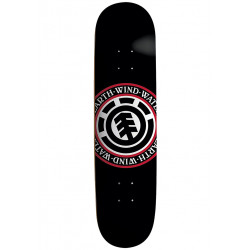 "Plateau Skateboard SEAL CLASSIC 8"" Element"