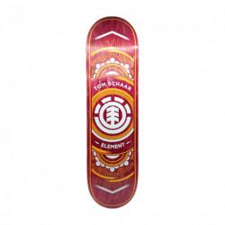 """Plateau Skateboard SCHAAR TROJAN 8.25"""" Element"""