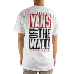 T Shirt Homme NEW STAX Vans