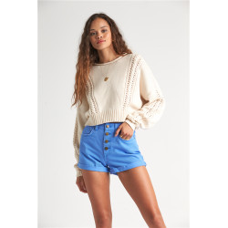Pull-over Femme NIGHT FALLS Billabong
