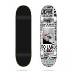 """Skateboard Flying Saucers 8.25"""" Jart"""