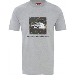 T Shirt Homme RAGLAN REDBOX The North Face