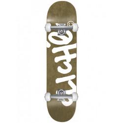 """Skateboard HANDWRITTEN 8.25"""" CLICHE"""