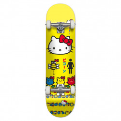 "Skateboard Mikemo Hello Kitty 8"" Girl"