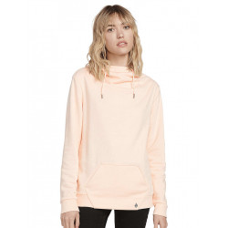 Sweat Capuche Femme WALK ON BY HIGH NECK Volcom