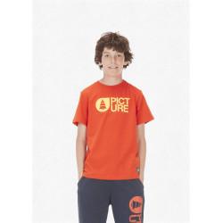 T Shirt Junior BASEMENT KID Picture