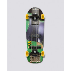 "Skateboard BAD BRAINS 9.5"" BAD BRAINS GREEN Element"