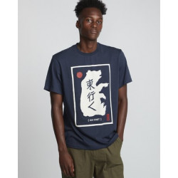 T Shirt Homme TIMBER! GO EAST EASTERN BEAR Element