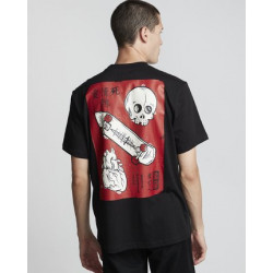 T Shirt Homme TIMBER! GO EAST LOVE PASSION DEATH Element