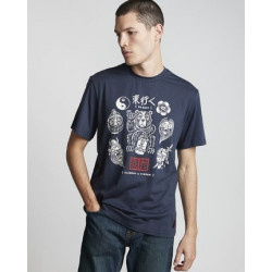 T Shirt Homme TIMBER! GO EAST FLASH Element