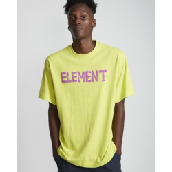 T Shirt Homme TETSUNORI TAWARAYA LETTERING Element