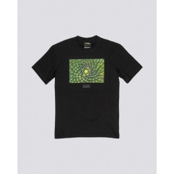 T Shirt Homme NATIONAL GEOGRAPHIC SPIRAL Element