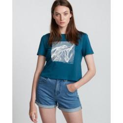 T Shirt Femme CHRISTA CROP Element