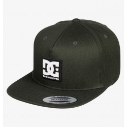CASQUETTE SNAPBACK HOMME SNAPDRIPP DC