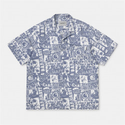 Chemise Homme Collage Carhartt wip