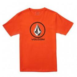 T Shirt Junior Crisp Stone Basic Volcom