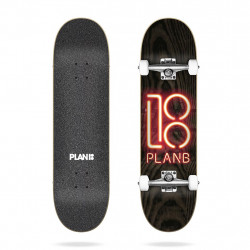 "Skateboard Team Neon Sign 8.0"" Plan B"