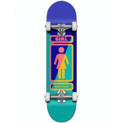 """Skateboard 7.5"""" TIL 2 MALTO Girl"""
