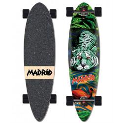 """Longboard Blunt 36.25"""" Tiger MADRID"""