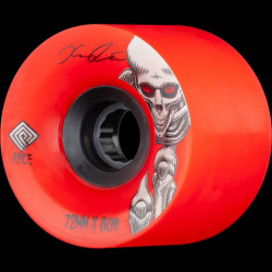 Roues 72mm 80a Powell Peralta