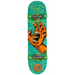 "Skateboard Screaming Hand Foam 8"" Santa Cruz"