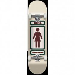 """Skateboard S Bannerot 93 Til 8"""" GIRL"""