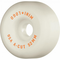 Roues Skateboard 52MM 95A Mini logo